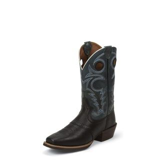 Heel:N Height:12 Insole:J-FLEX FLEXIBLE COMFORT SYSTEM® WITH REMOVABLE OPEN CELL P.U. ORTHOTIC INSERT Toe:J125 Top Leather:BUFFALO Color:BLACK Pullon/Laced:PULLON