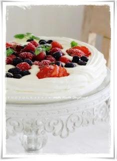 Pavlova Cake <3
