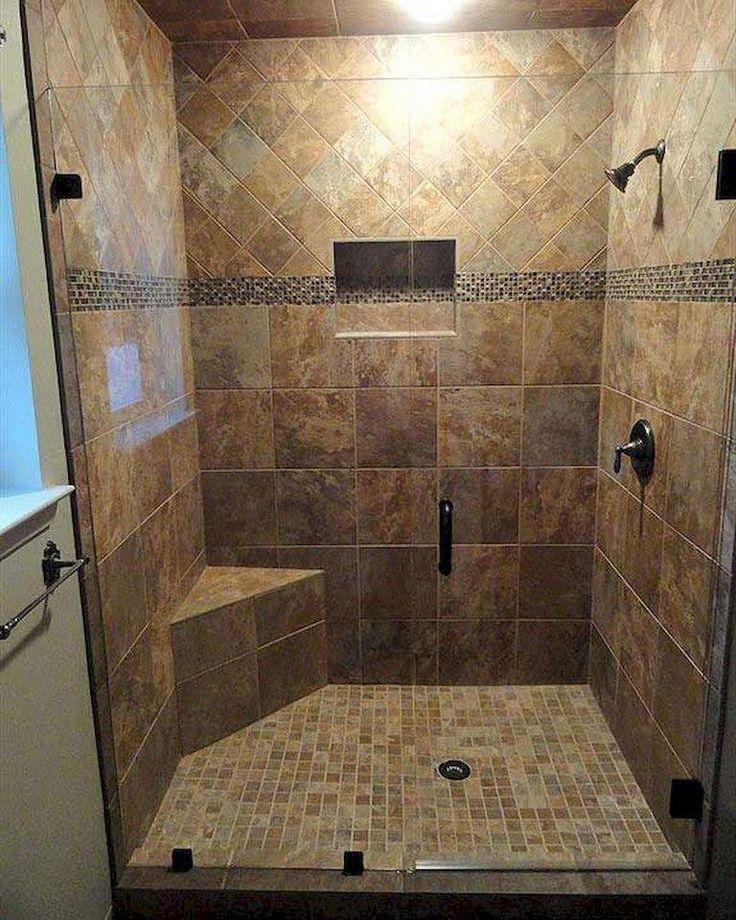 Choosing a new shower stall bathroom remodel shower