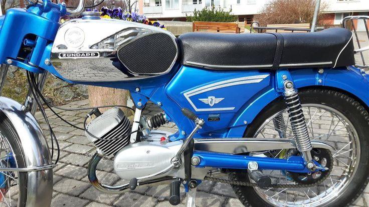 Zündapp KS50 -74 på Tradera.com - Zündapp-moped | Mopeder | Fordon,