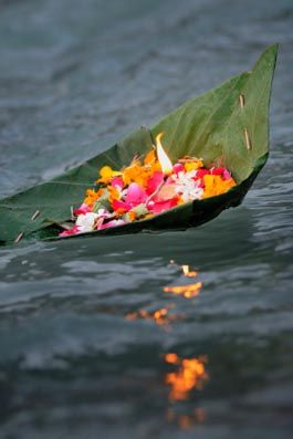 """Puja. The word Puja is an ancient Indian word which means """"to worship with flowers."""""""
