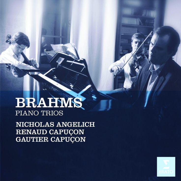 Renaud Capucon - Brahms: Piano Trios