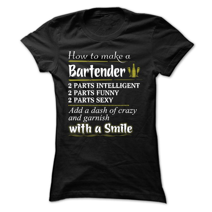 Awesome Bartender Shirt T Shirts, Hoodies. Check price ==► https://www.sunfrog.com/Funny/Awesome-Bartender-Shirt-60191995-Guys.html?41382