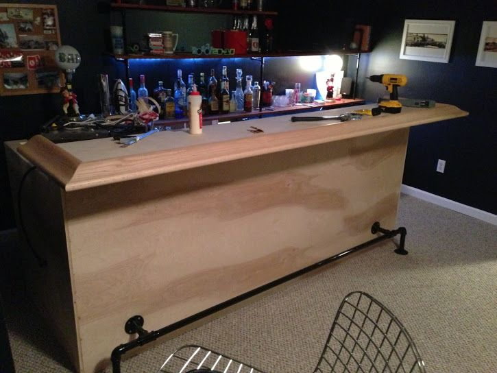 Best 25 build your own bar ideas on pinterest easy to for How to build your own bar cheap
