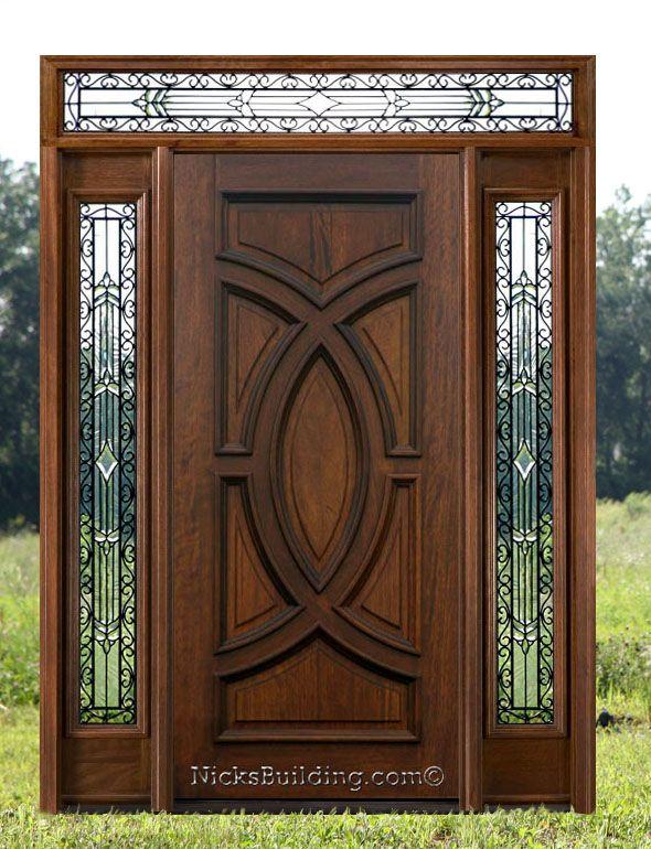 198 best images about entrance door on pinterest for Hall entrance door designs