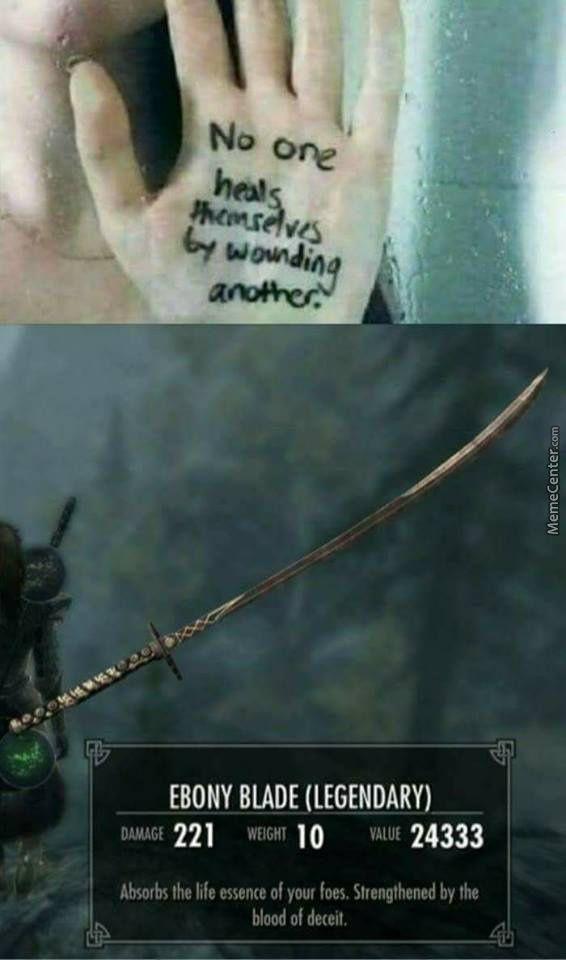... You win this one Elder Scrolls fandom.