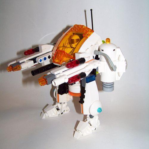 LEGO - Mars Mission  - Sentinel | by Slayerdread