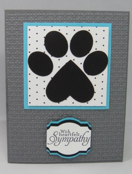Pet Sympathy by franb63 - Cards and Paper Crafts at Splitcoaststampers