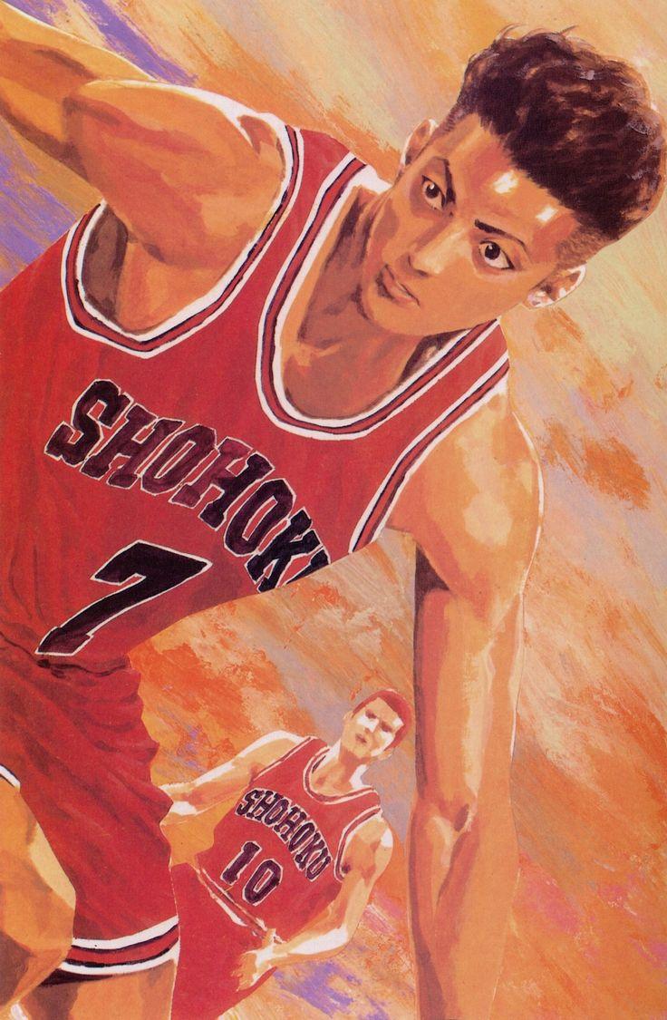 "Takehiko Inoue / 井上雄彦 — ( 1990 – 1996 ) ""Slam Dunk"" / ""スラムダンク""…"