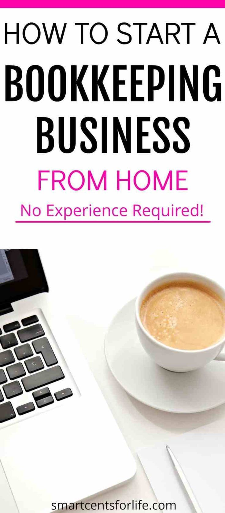How to Make Money from Home as Bookkeeper – No Experience Needed