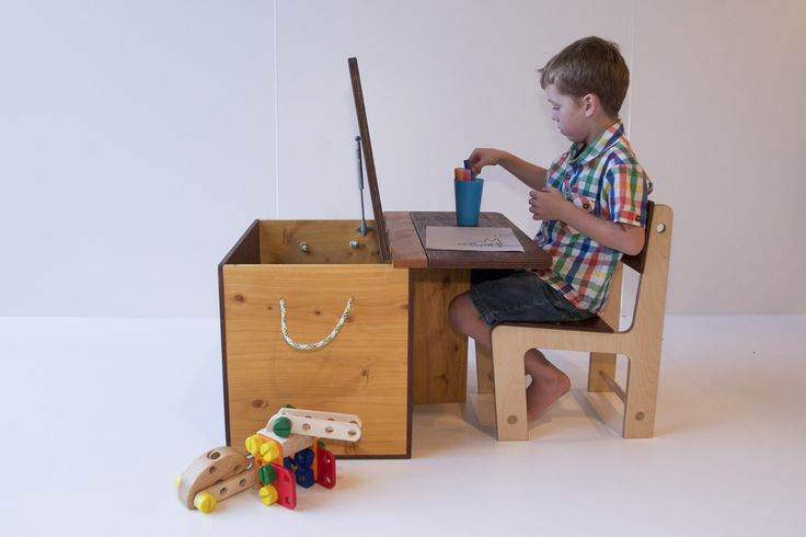 Playbox/table - available at www.hebe.kiwi.nz