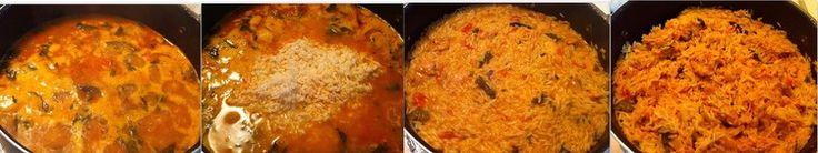 Spicy Treats: Chicken Biryani / Easy Chicken Biryani (Using Yogurt/Curd)