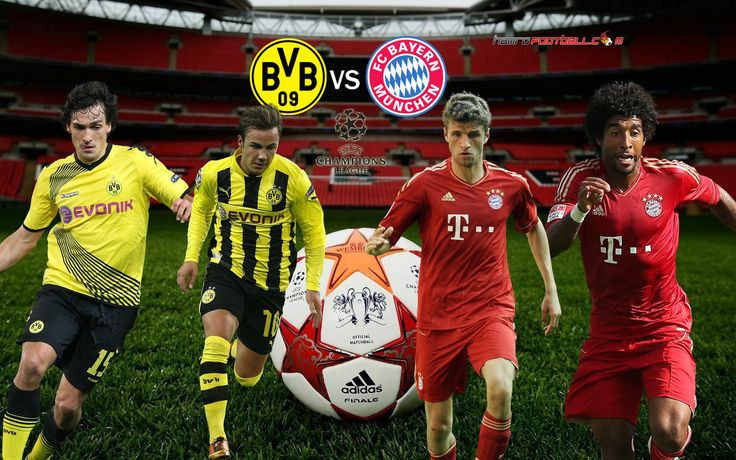 Agent Resmi Taruhan Judi Online Sbobet & Casino Aman Dan Terpercaya: Prediksi Bayern Munchen Vs Dortmunt 29 April 2015