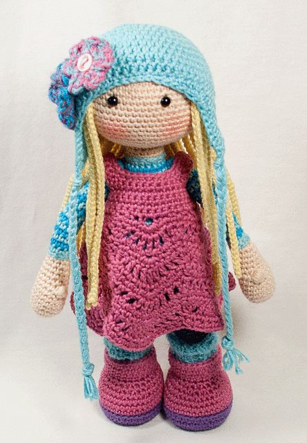 Ravelry: Doll SUE pattern by CAROcreated design