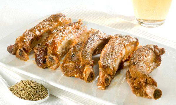 Costine al forno in sacchetto CUKI