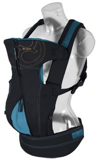 The Cybex 2.Go carrier is quickly becoming our best-selling baby carrier! It can be used from birth to 40lbs (no infant insert required) and gives you the option of carrying your child front, back or side, facing in or out! All that and great back support too! Come try one out today!