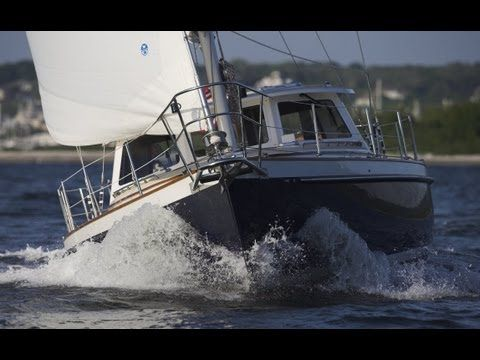 Bonaventure Bruckmann 50 Motorsailer Manufacturers Demo For Sale - YouTube