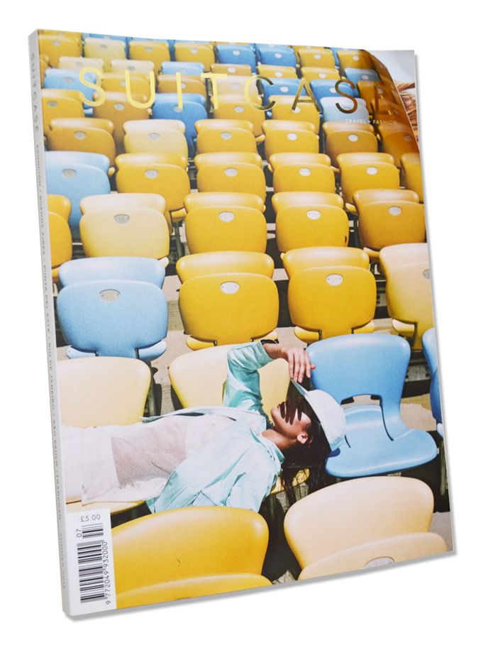 Suitcase Magazine - Summer 2014 Issue