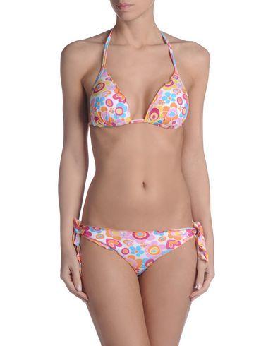 #Bikini 77 beachwear bikini donna Arancione  ad Euro 26.00 in #Bikini 77 beachwear #Donna mare e piscina bikini