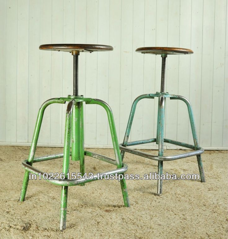 vintage industrial bar stools buy vintage industrial bar stoolsretro bar metal industrial bar stools product on alibabacom