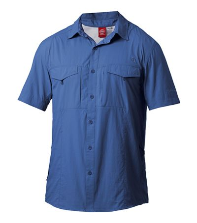 Vigilante - Lupton Short Sleeve Shirt - This vented shirt allows for air to circulate when things start to heat up. It is lightweight, has moisture wicking & anti-microbial properties, is UPF30+ sun protection and dries super fast for when you need to hit the road again quickly.  http://www.vigilante.com.au/product-details.php?product_id=255&q=lup&by=product