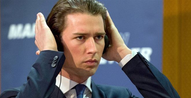 Κουρτς καλεί Ερντογάν: Ανεπιθύμητες οι προεκλογικές εμφανίσεις στην Αυστρία