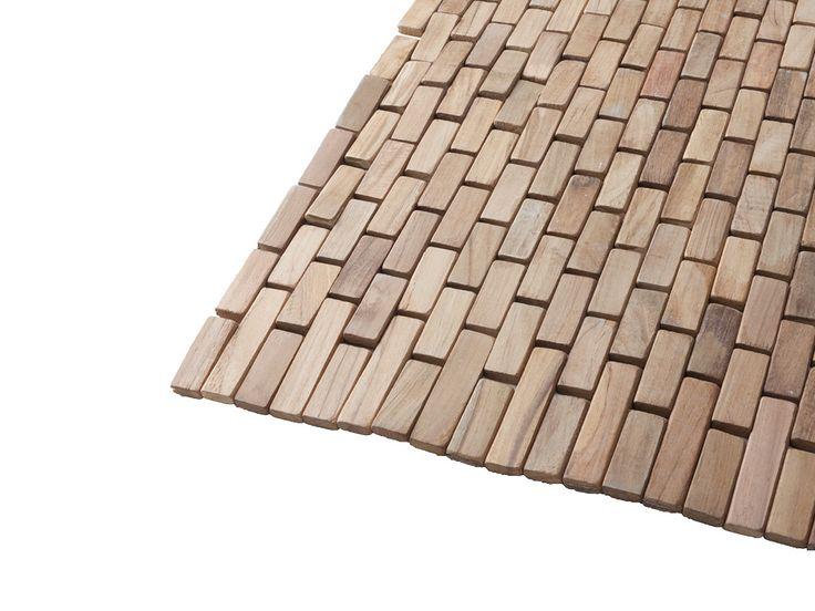 #Cipì #Wood Tappeto Bagno 50x90 cm CPTB/W | #Tessuto #classico | su #casaebagno.it a 104 Euro/pz | #accessori #bagno #complementi #oggettistica #gadget