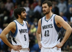 Kevin Love Has Faith In New Look Timberwolves -expressNBA