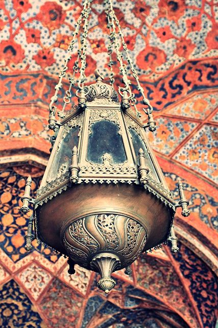 Mughal lantern
