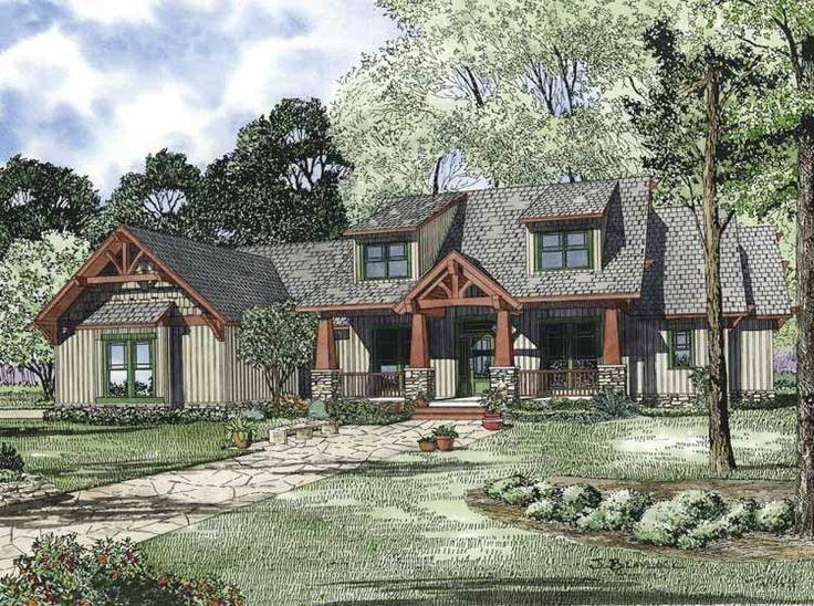 147 best house plans images on pinterest | craftsman bungalows