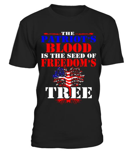 Patriots Blood Is Seed Of Freedoms Memorial Day