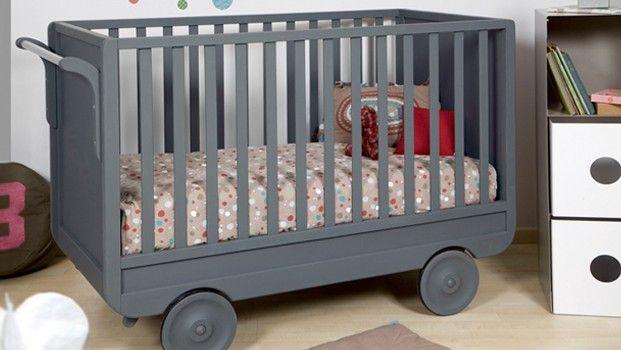 Retro meubels voor een moderne kinderkamer
