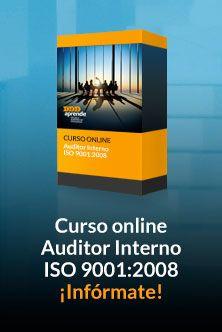 Curso Auditor Interno ISO 9001:2008