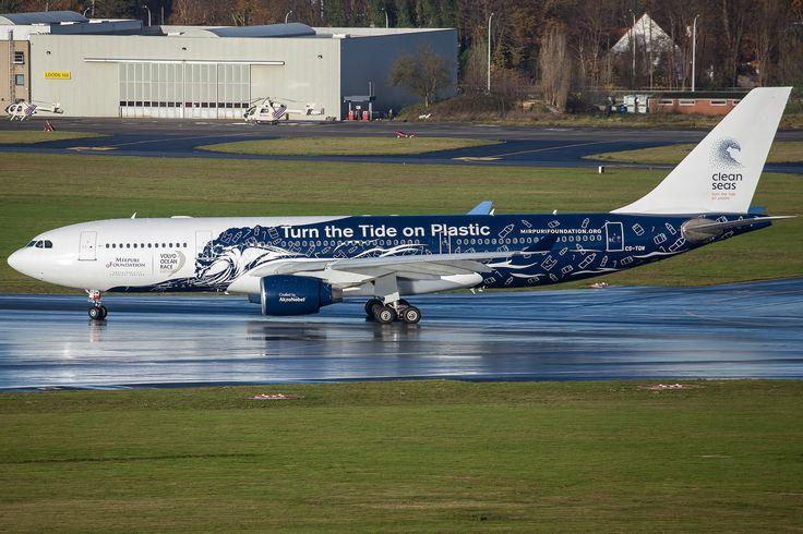 https://flic.kr/p/ZBiQw4 | Hi Fly A330-223 CS-TQW | BAF632 to GUCY