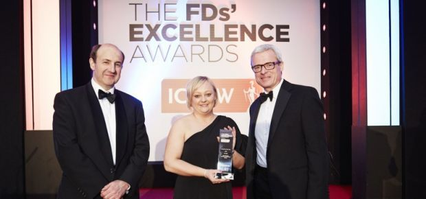 Sheffield finance director wins major FD award