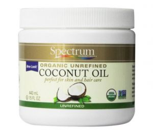 Spectrum has a very good Coconut oil, you can use for your hair. I use it weekly.  http://growlonghealthyhair.com/spectrum-organic-coconut-oil-review-love-in-a-jar