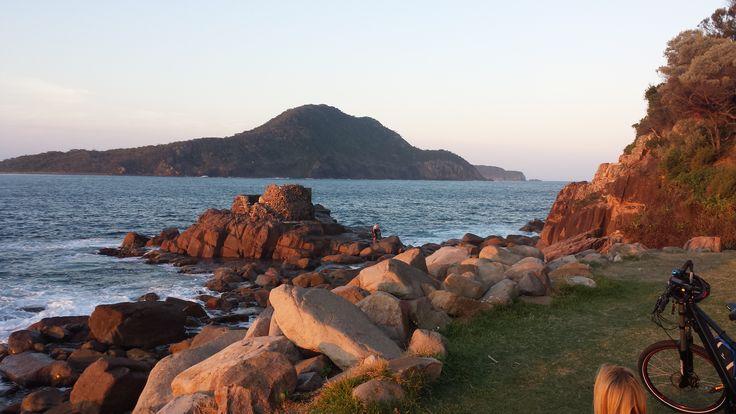 Shoal Bay Headland