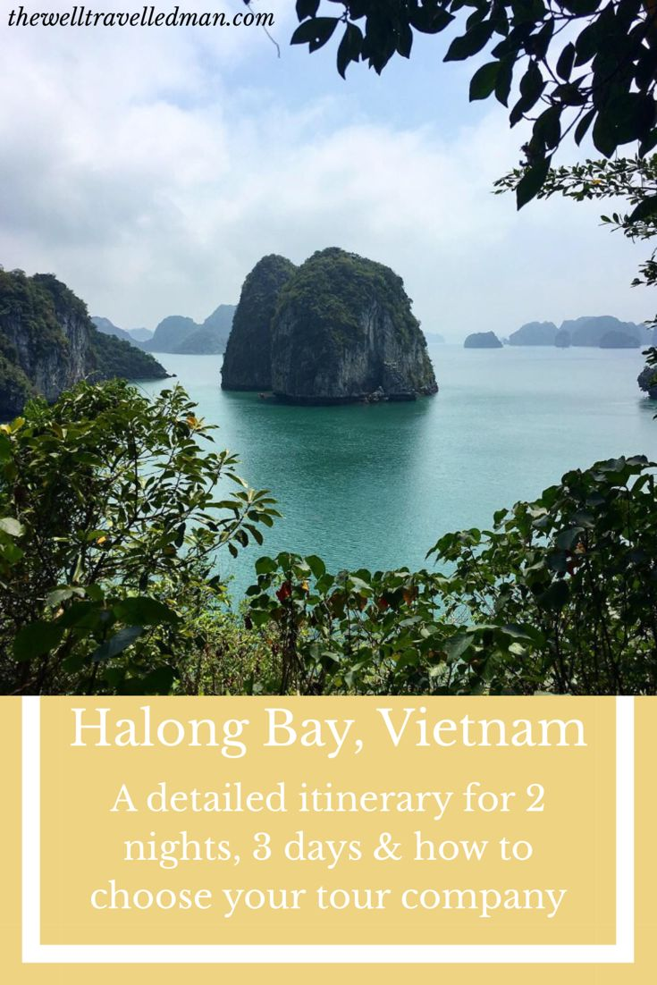 A guide to booking your Halong Bay, Vietnam cruise!
