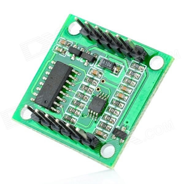GY-26 Electronic Compass Module - Green. Model: GY-26 - Color: Green - Material: Copper-clad laminated - Quantity: 1 - Measurement range: 0~360 degree - Resolution: 1 degree - Accuracy: 1 degree - Repeat accuracy: 1 degree - Frequency response: 25Hz - Working voltage: 3~5V - Working current: 15mA (5V), 8mA (3V) - Working temperature: -20'C~85'C - Storage temperature: -40'C~125'C - Baud Rate: 9600 bps - Parity bit: N - Data bit: 8 - Pause bit: 1 - Used in handheld equipment, positioning…