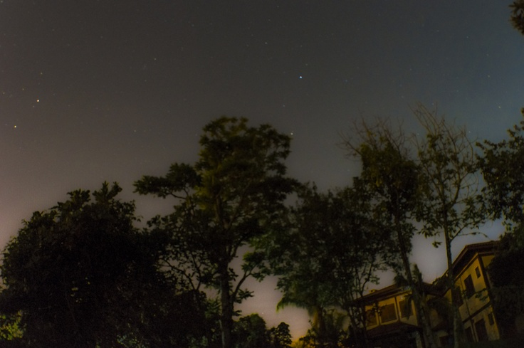Bright night in Itu