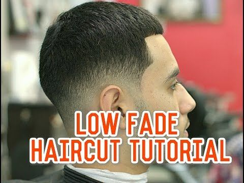 drop fade haircut ideas