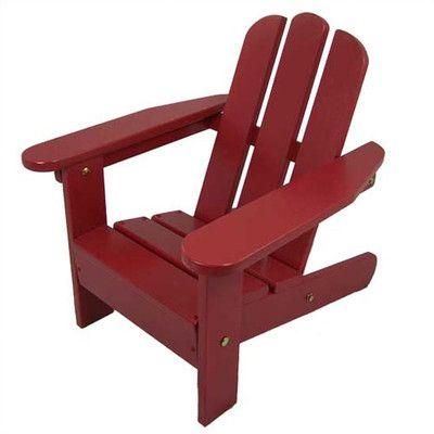 Found it at Wayfair - Kid's Adirondack Chair II