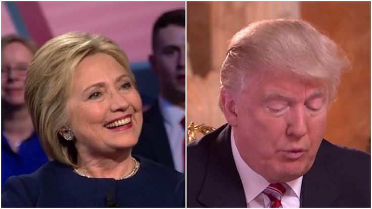9/02/16   3:32a  Here's Why Headlines Stating Hillary Clinton Is As Unpopular as Trump Are Bogus  politicususa.com