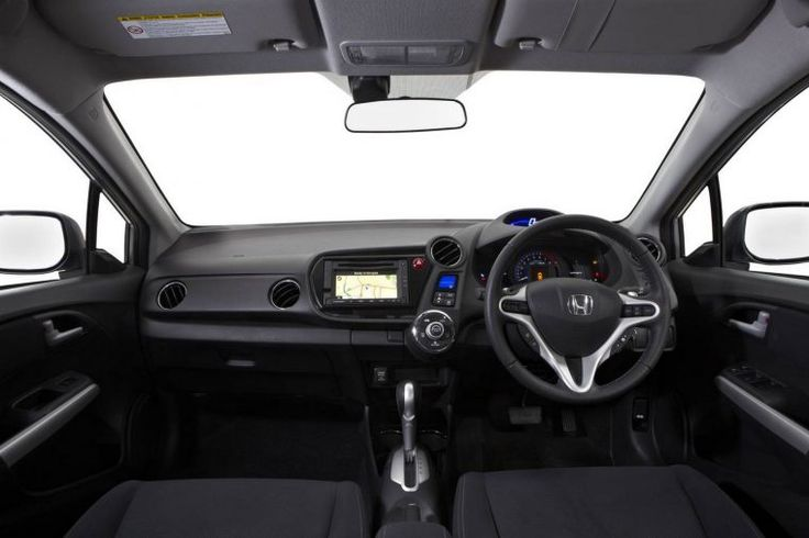 2020 Honda Insight interior changes