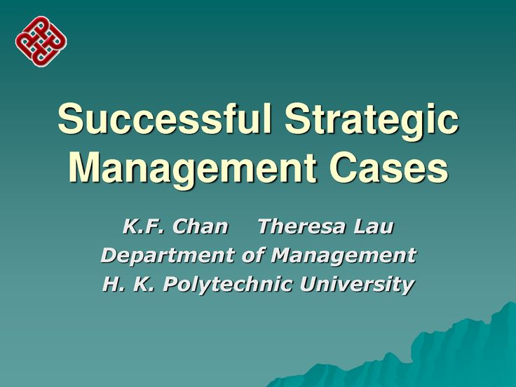 case studies for new managers Download management case studies (pdf files) on various companies and management subjects also read business articles, management tips and jargon.
