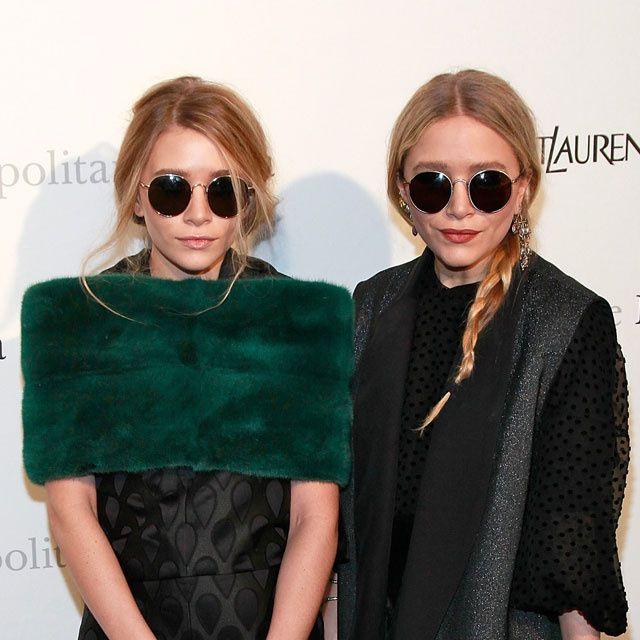The Row, la marque ultra chic lancée en 2006 par les sœurs Olsen, s'associe le temps d'une collection de lunettes avec Oliver Peoples. Ce sont en tout 6 modèles qui ont été imaginés par les célèbres jumelles.