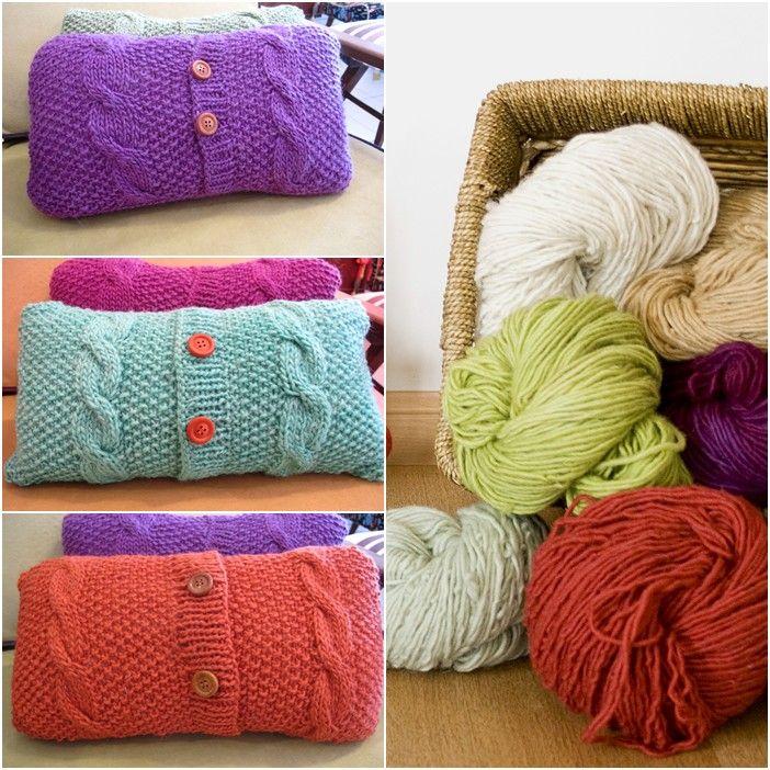 Tejido artesanalmente. 100% lana de oveja