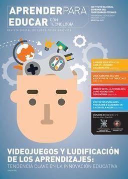 e-learning, conocimiento en red: nº 9 . Revista Aprender para educar con tecnología. Videojuegos y ludificación de los aprendizajes