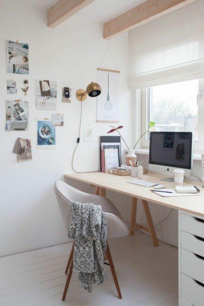amazing einfache dekoration und mobel praktische mobel furs home office #2: Home Office einrichten und dekorieren: 40 anregende Einrichtungsbeispiele