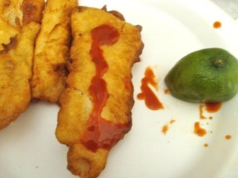 Como hacer pescaditos estilo df youtube recetas para for Como cocinar pescado